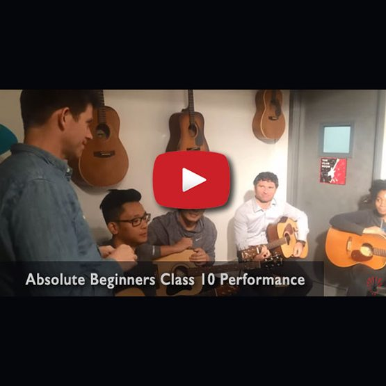 Absolute Beginners Class 10 Performance