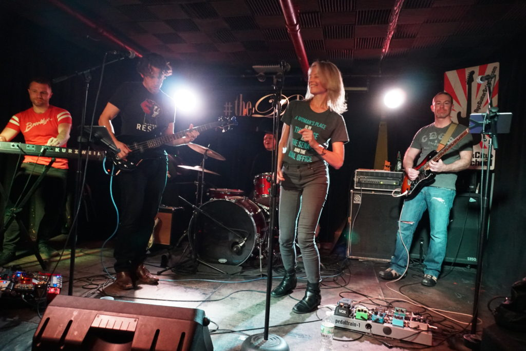 New York City Guitar School Join Rock Band At Nyc Guitar School