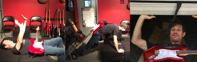 New York City Guitar School Practice Audio For Advanced Beginners